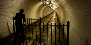 Woolwich Foot Tunnel Reopens After Revamp