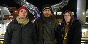 Music Preview: The Winter Sprinter @ The Lexington