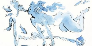 Quentin Blake @ The Foundling Museum