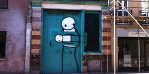 Street Art: Stik Map Updated