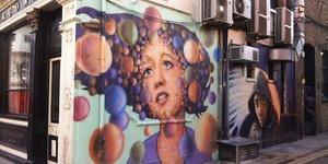 Street Art: Jimmy C Brightens Up Whitby Street