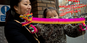 In Pictures: Chinese New Year Celebrations 2012