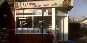 London's Oddest Shop Names: Typical Kebabexpress