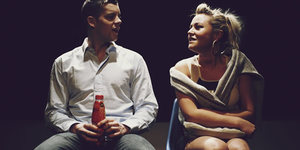 Theatre Review: Sex With A Stranger @ Trafalgar Studios