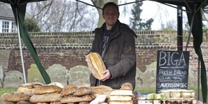 In Pictures: Hackney Homemade Food Market