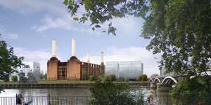 New Scheme Proposes Partial Demolition Of Battersea Power Station