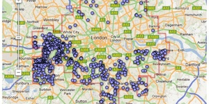 Fruitful City: A Map Of London's Orchards, New And Old