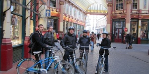 Take A Cycling Tour Of London