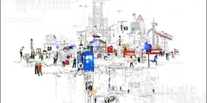 London Artists: Laura Jordan's Cityscapes