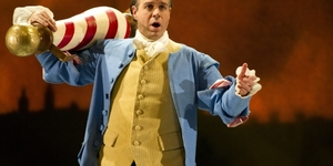 Opera Review: Barber of Seville @ Hackney Empire