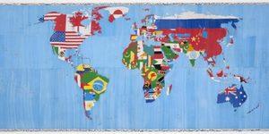 Art Review: Alighiero Boetti @ Tate Modern