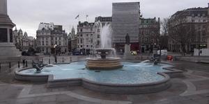 Trafalgar Square Evacuated Over Suspect Package
