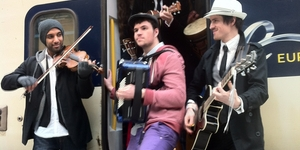 In Pictures: Gigs - Big Busk