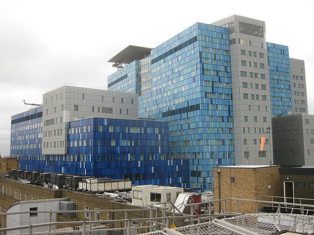 New Royal London Hospital Opens Londonist