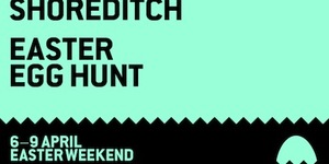 Easter Egg Hunt This Weekend @Boxpark