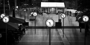 The Friday Photos: Clocking On, Clocking Off