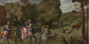 Art Review: Titian's First Masterpiece @ National Gallery