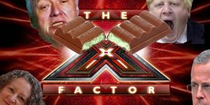 Sketch: Mayoral X Factor Slug-fest