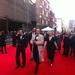 Derren Brown on the red carpet by Zoe Craig