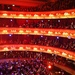Inside the Royal Opera House at last night's Olivier Awards by Zoe Craig