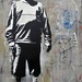 Blek le Rat, Young Afro-American from San Francisco