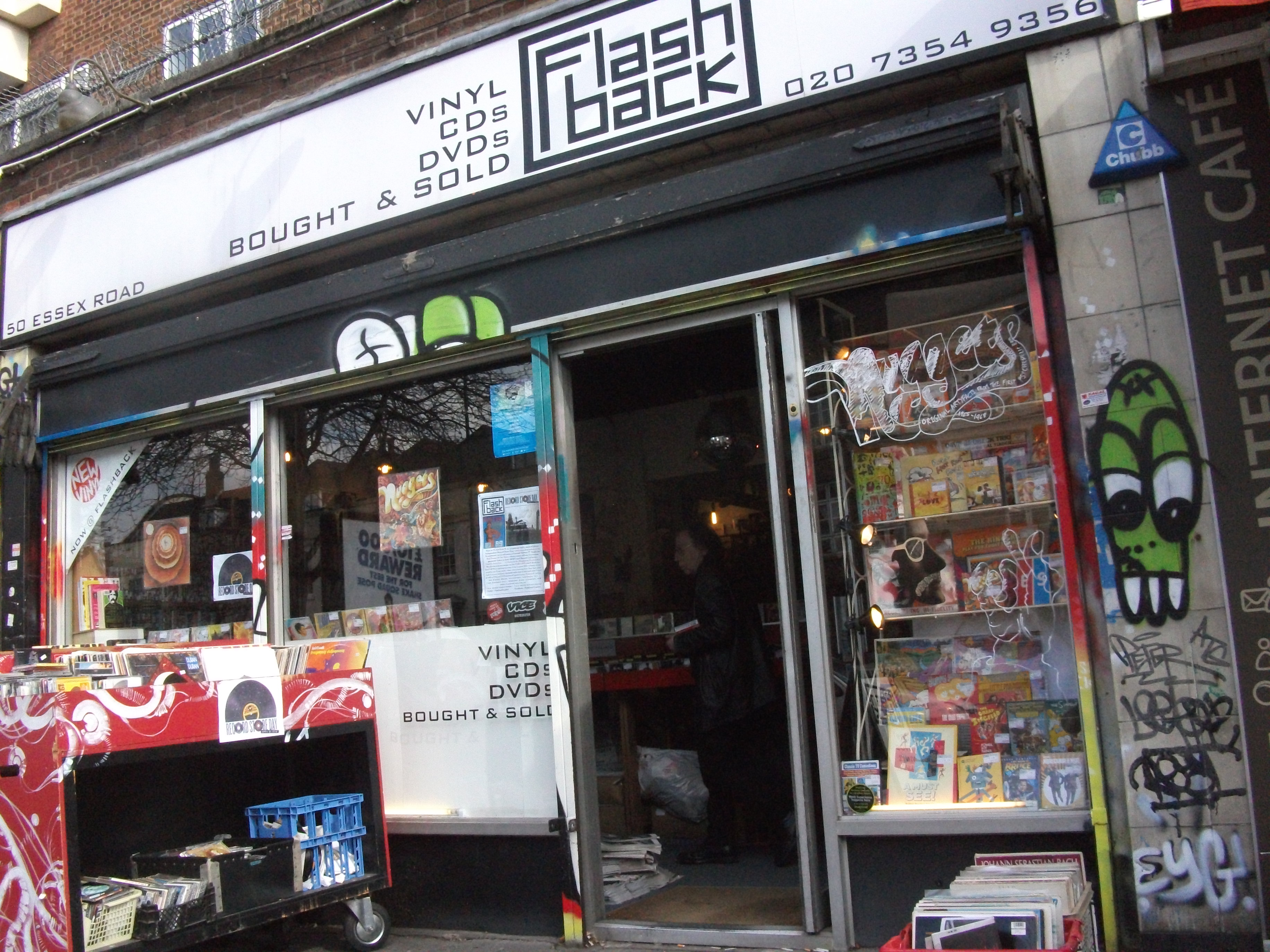 Mapped: The Best Record Shops In London