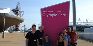 The Londonist Olympic Walk: 20 People, 20 Miles & 27 Degrees