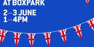 Join The Queen's Jubilee Celebrations @Boxpark