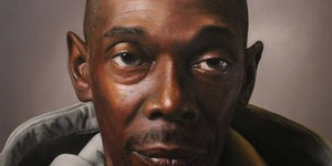 Preview: Joe Simpson's Photo-Realistic Portraits @ Royal Albert Hall