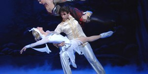 Review: Swan Lake On Ice @ Royal Albert Hall