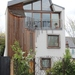 More of London's modern houses: an eco house in Clapham
