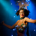 Performer and judge Lady Cheek runs her own burlesque school, The Cheek Of It.
