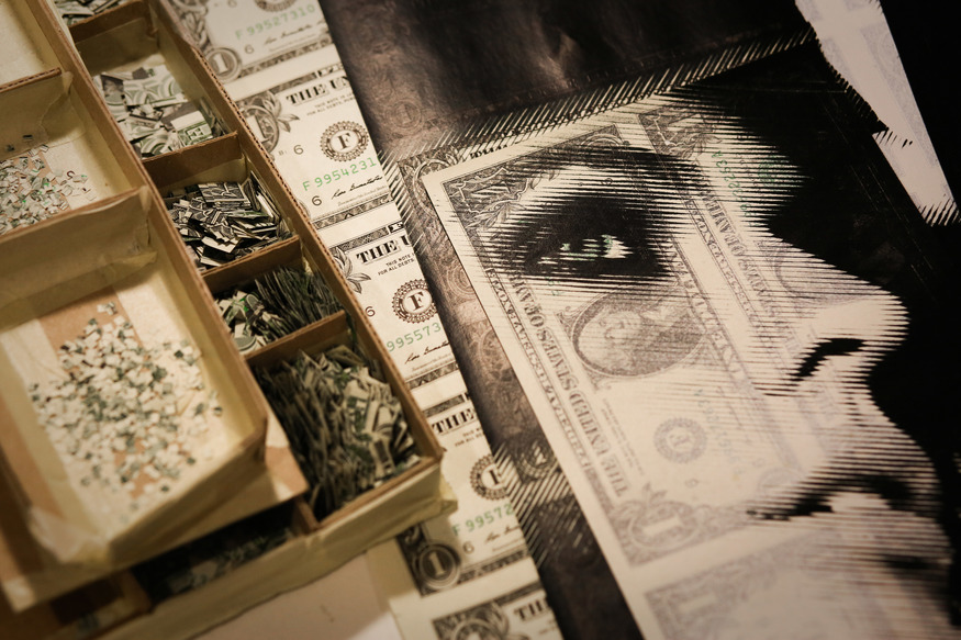 Penny, Economy of Scale. Courtesy Rook & Raven