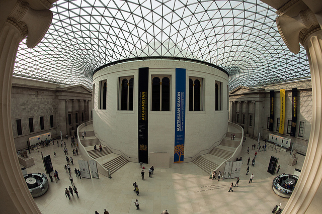 Inside the British Museum, by FJC37