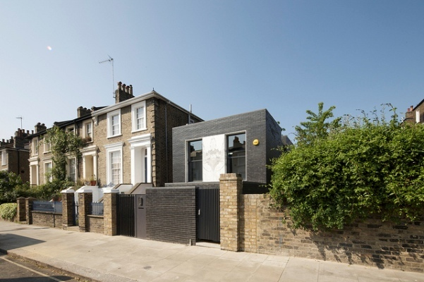 The Shadow House in King's Cross, by Sophie Goldhill and David Liddicoat