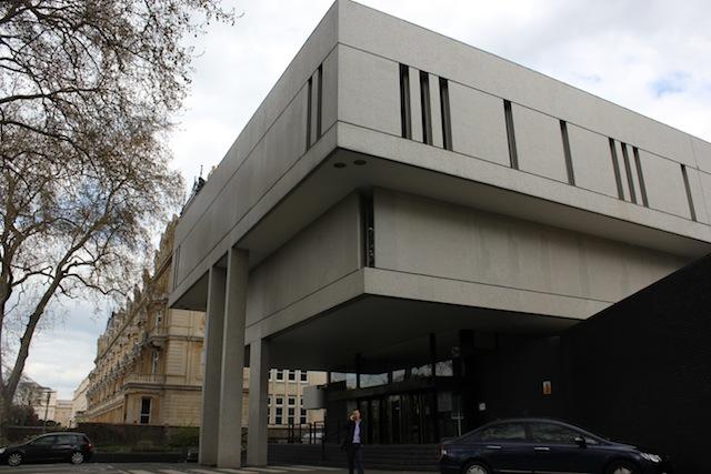 London's Top Brutalist Buildings   Londonist