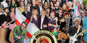 Preview: Sir Peter Blake Talks To Wayne Hemingway @ V&A