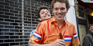 In Pictures: Watching Euro 2012 In London