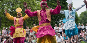 Preview: World Cultural Festival @ Eltham Palace