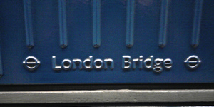 London Bridge Tests Olympic Queueing System During Jubilee