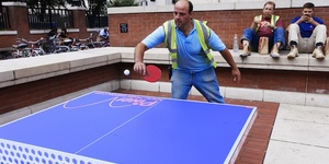 Ping! Free Ping Pong Returns To London