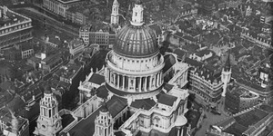 Old Aerial Photos Of London Released