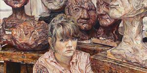 Art Review: BP Portrait Award @ National Portrait Gallery