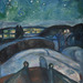 Starry Night by Edvard Munch