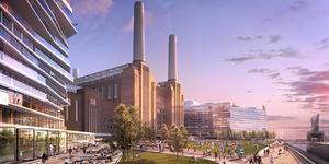 Battersea Power Station Redevelopment To Begin Next Year