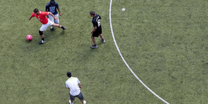 Get A Qualification In 'Sick Football Skills'
