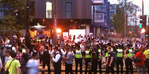 Over 100 Cyclists Arrested During Critical Mass Ride