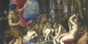 Art Review: Metamorphosis - Titian 2012 @ National Gallery