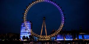 Olympics Tweets Will Decide Colour Of London Eye