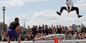In Pictures: Dancing City @ Canary Wharf
